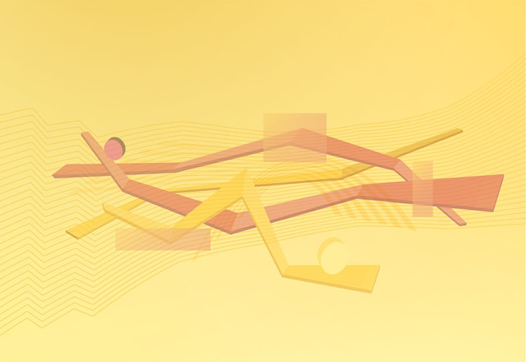 different-3d-shapes-on-yellow-abstract-background.png
