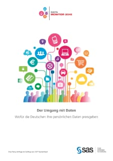 Data Monitor, Datenspeicherung - Forsa Studie