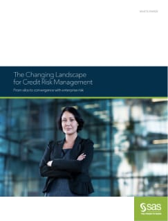 The Changing Landscape for Credit Risk Management