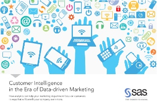 Customer Intelligence - Benefit from Analytics - White Paper