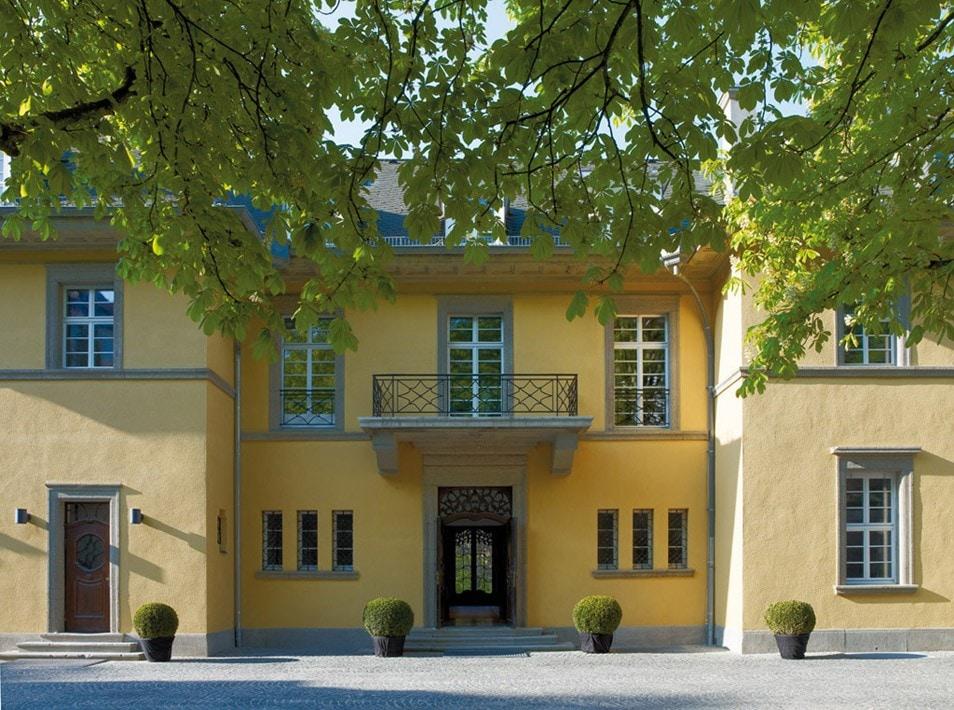 Villa7 Eingang, SAS Deutschland