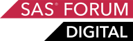 SAS Forum Digital Logo