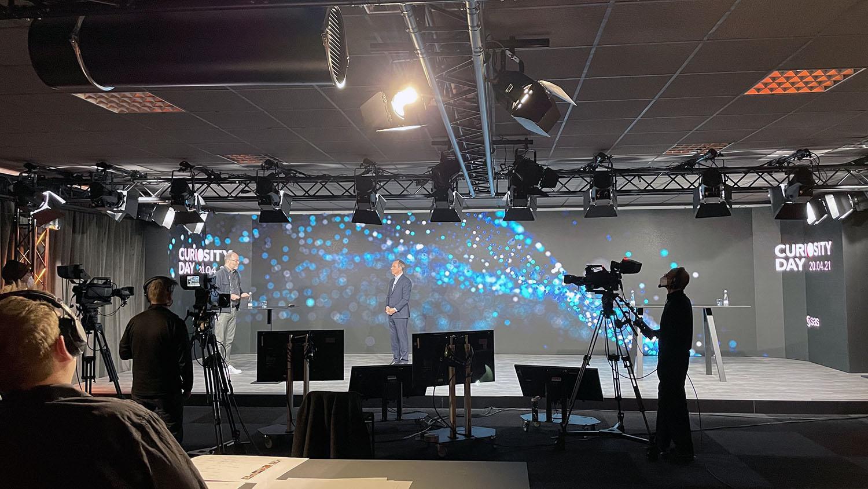 SAS Curiosity Day 2021 - Live Studio Situation