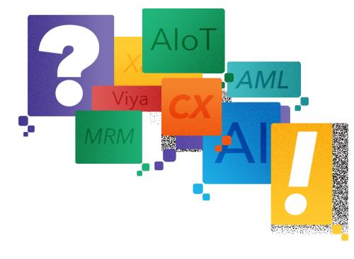 SAS Forum digital 2021 - Talking Boxes - Key Visual