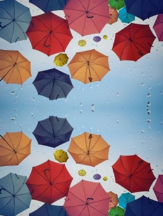 Es regnet Analytics aus der Cloud