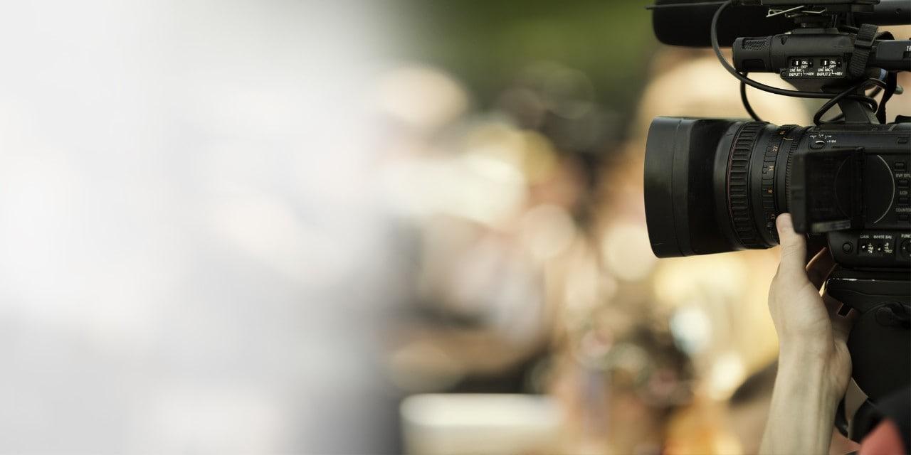 SFD 16 Livestream Startseitenbanner Hero TV-Kamera