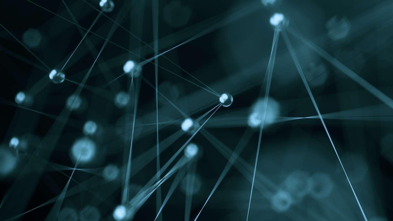 AI Connection dots