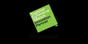 toshiba partner logo