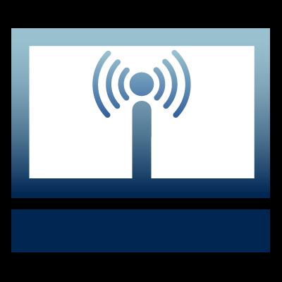 Symbol für Webinar