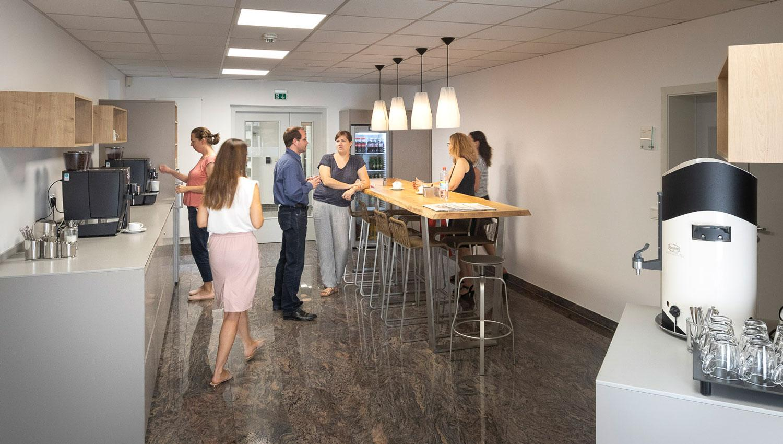 SAS Office Heidelberg - Kitchen Break Training Courses