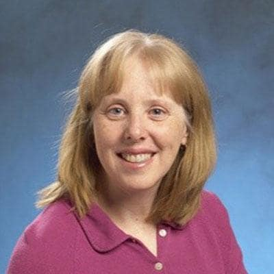 Portrait of Nancy Rausch