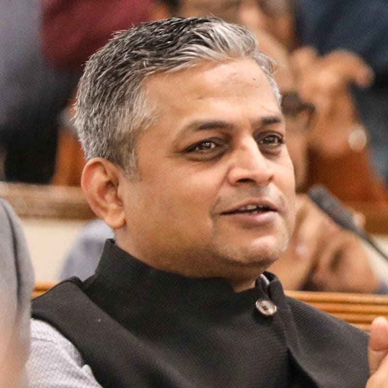 Manoj Kumar Mishra