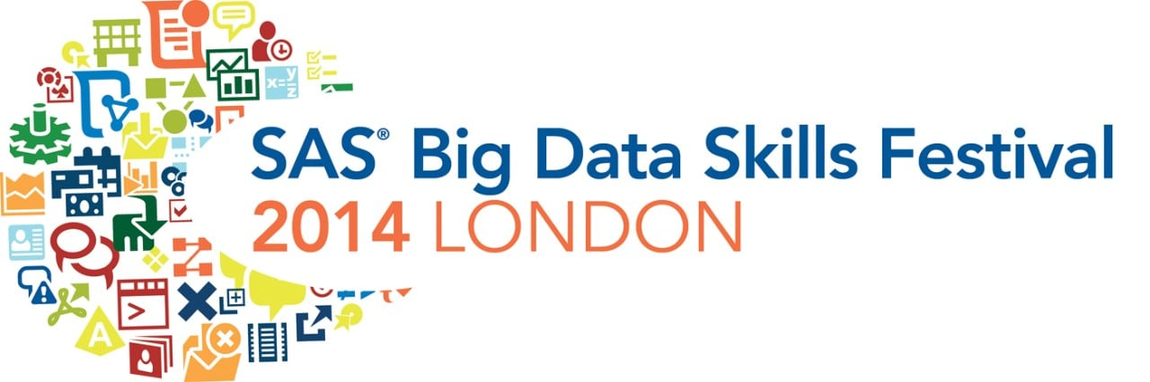 SAS Big Data Skills Festival 2014`