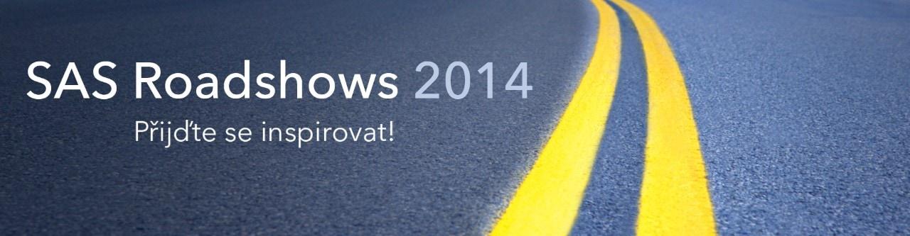 <p>SAS Roadshows 2014<br></p>