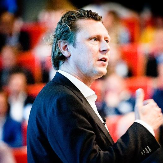 Rene van der Laan from SAS