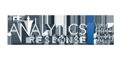 SAS Analytics Response White