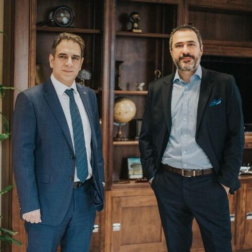 Γιάννης Παπατσίρος, SAS & Παύλος Κασκαρέλης, Υδρόγειος Ασφαλιστική