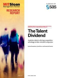 The Talent Dividend