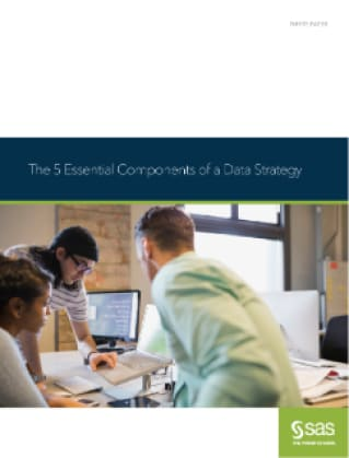 The 5 Essential Components of a Data Strategy