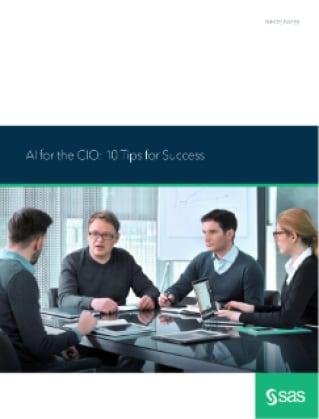 AI for the CIO: 10 Tips for Success
