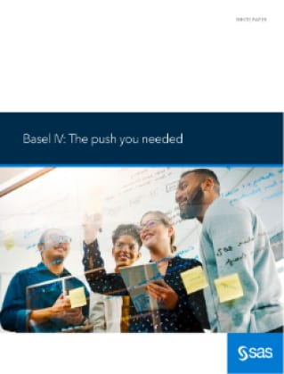 Basel IV: The push you needed