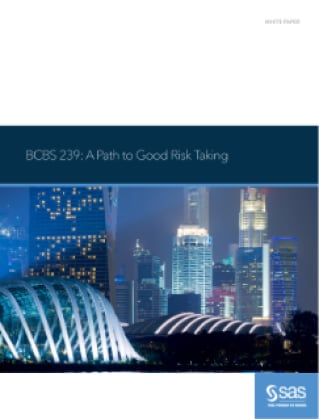 BCBS 239: A Path to Good Risk Taking