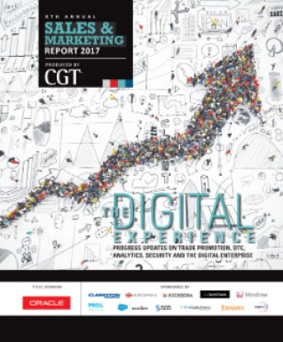 Sales & Marketing Report 2017 - The Digital Experience