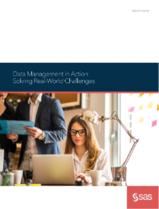 Data Management in Action: Solving Real-World Challenges