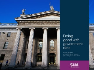Doing good with government data