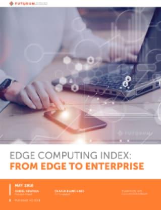 Edge Computing Index: From Edge to Enterprise