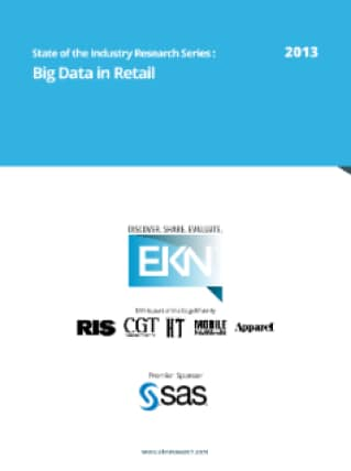 EKN Report: Big Data in Retail
