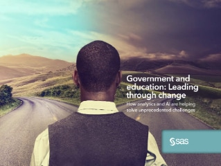Government and education: Leading through change