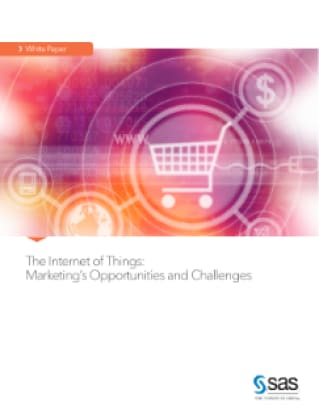 The Internet of Things: Marketing's Opportunities and Challenges
