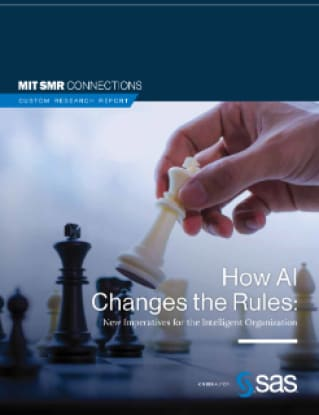 How AI Changes the Rules