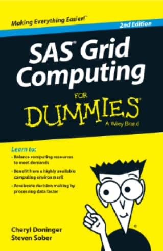 SAS Grid Computing For Dummies, Second Edition