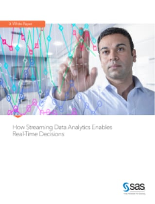 How Streaming Data Analytics Enables Real-Time Decisions