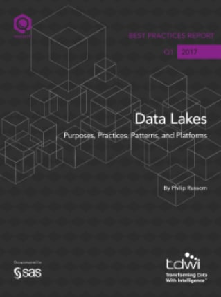 SAS Best Practices Report: Data Lakes, Data Lakes: Purposes, Practices, Patterns, and Platforms