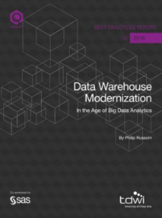 Data Warehouse Modernization