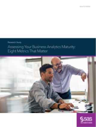 Assessing Your Business Analytics Maturity: Eight Metrics That Matter