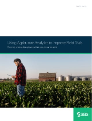 Using Agriculture Analytics to Improve Field Trials