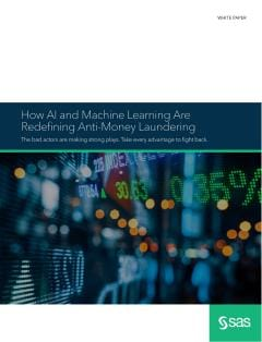 How AI and Machine Learning Are Redefining Anti-Money Laundering