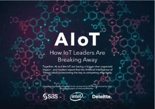 AIOT: How IoT Leaders Are Breaking Away (IDC Market Report / AIoT Survey 2019)