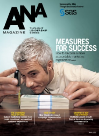 ANA Magazine: Measures for Success