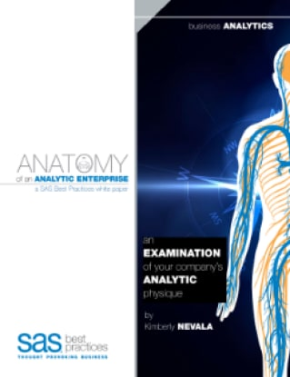 Anatomy of an Analytic Enterprise