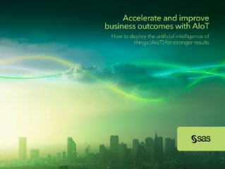 Accelerate and improve business outcomes with AIoT