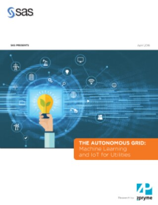 The Autonomous Grid: Machine Learning and IoT for Utilities