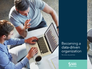 Becoming a data-driven organization