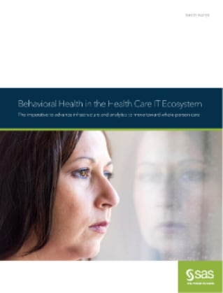 Behavioral Health in the Health Care IT Ecosystem