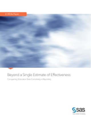 Beyond a Single Estimate of Effectiveness