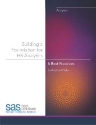 Building a Foundation for HR Analytics
